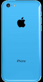 Apple iPhone 5c 16GB Blue back