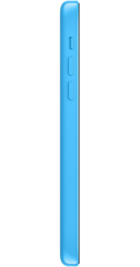 Apple iPhone 5c 16GB Blue side
