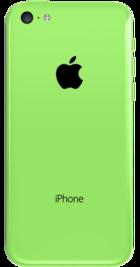 Apple iPhone 5c 16GB Green back