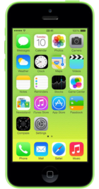 Apple iPhone 5c 8GB Green front