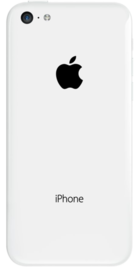 Apple iPhone 5c 32GB White back