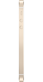Apple iPhone 5s 32GB Gold side