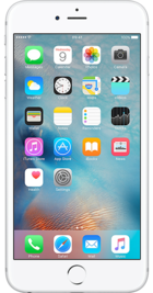 iPhone 6s Plus 16GB Silver