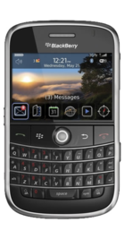 BlackBerry Bold 9000 front
