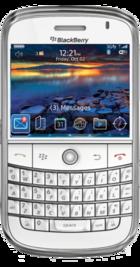 BlackBerry Bold 9700 White front
