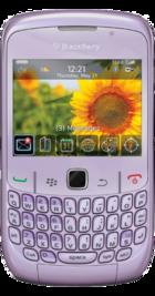 BlackBerry Curve 8520 Pink front
