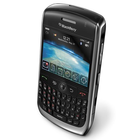 BlackBerry Curve 8900 side