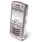 BlackBerry Pearl 8120 Pink side
