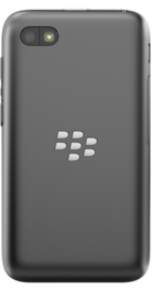 BlackBerry Q5 back