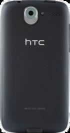 HTC Desire Black back