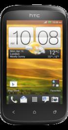 HTC Desire C front