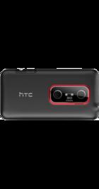 HTC Evo 3D back