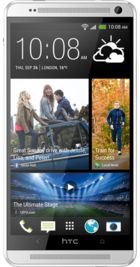 HTC One Max front