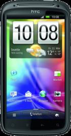 HTC Sensation front