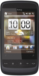 HTC Touch2 front