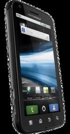 Motorola Atrix side