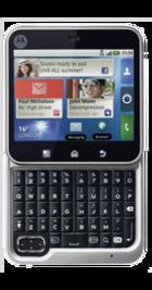 Motorola FlipOut back