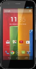 Motorola Moto G 16GB front