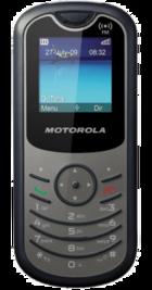 Motorola WX180 front