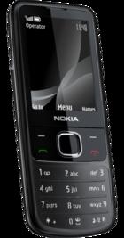 Nokia 6700 Classic Black back