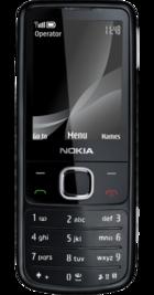 Nokia 6700 Classic Black front