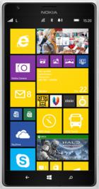 Nokia Lumia 1520 White front