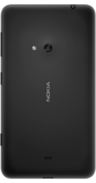 Nokia Lumia 625 back