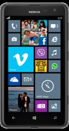 Nokia Lumia 625 front