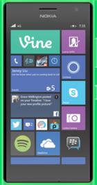 Lumia 735 Green