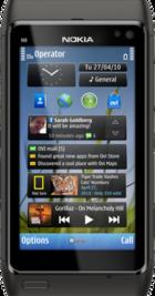 Nokia N8 front