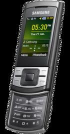 Samsung C3050 side