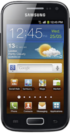 Samsung Galaxy Ace 2 front