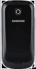 Samsung Galaxy Apollo i5801 side