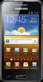 Samsung Galaxy Beam front