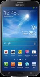 Samsung Galaxy Mega front
