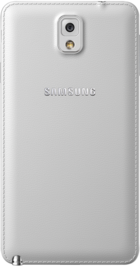 Samsung Galaxy Note 3 White back