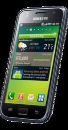 Samsung Galaxy S i9000 back