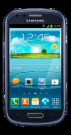 Samsung Galaxy S3 Mini front