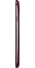 Samsung Galaxy S3 Red side