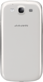 Samsung Galaxy S3 LTE White back