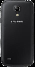 Samsung Galaxy S4 Black Edition back
