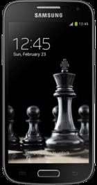 Samsung Galaxy S4 Black Edition front