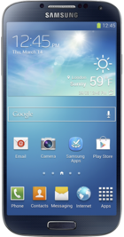 Samsung Galaxy S4 16GB front