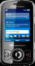 Sony Ericsson Spiro front