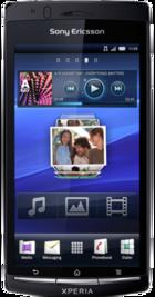 Sony Ericsson Xperia Arc front