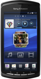 Sony Ericsson Xperia Play front