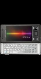 Sony Ericsson Xperia X1 Black side