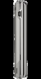 Sony Ericsson Xperia X1 Silver side