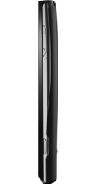 Sony Ericsson Xperia X10 side