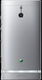 Sony Xperia P back